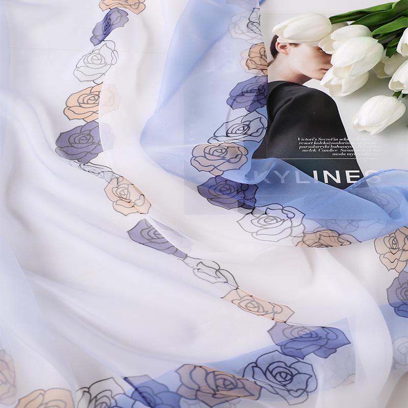 Khăn lụa voan hoa Bossi.vn - 086.9191.628