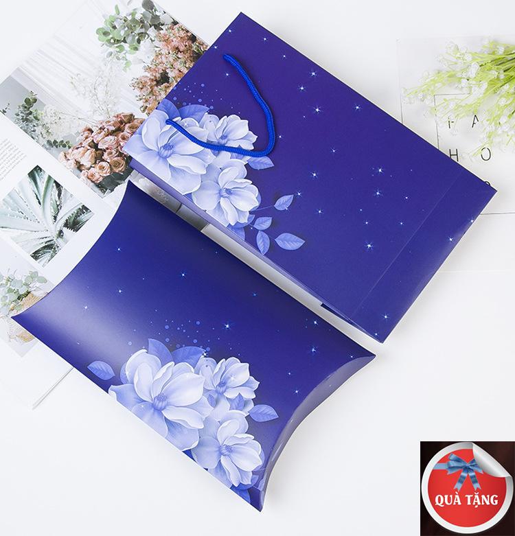 Quà tặng túi hộp đựng khăn lụa - Bossi.vn - 086.9191.628