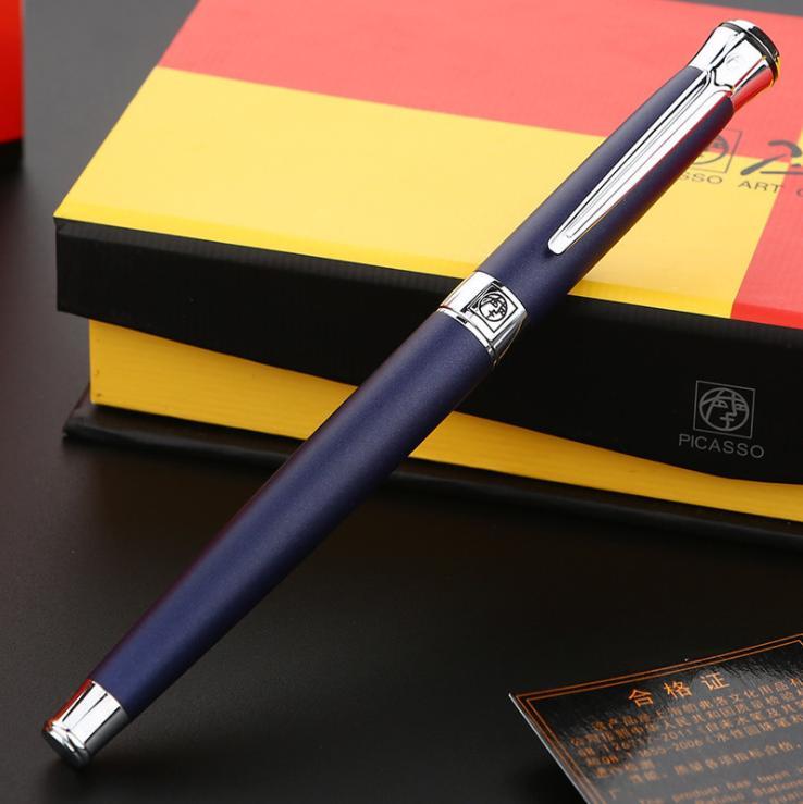 Picasso pen 903RBV - màu xanh ánh tím sang trọng và đẹp mắt