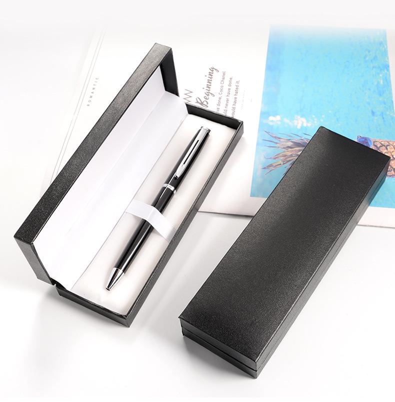 Hộp đựng bút ký Bossi (da) B2059 - Đen